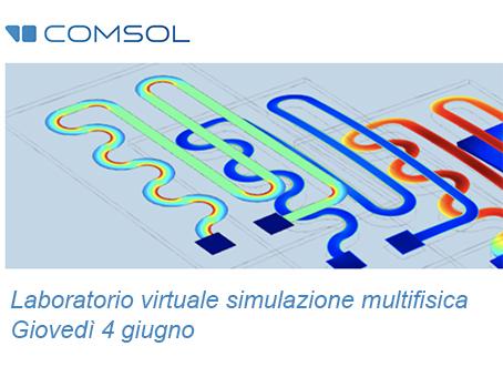Comsol-laboratorio-virtuale-modellazione