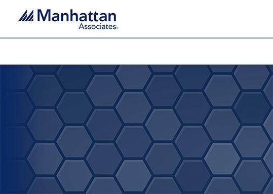 Manhattan Associates warehouse management