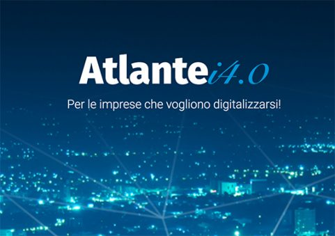 Atlante i4.0 strutture digitalizzazione