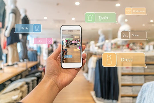 IoT Analytics applicazioni_retail