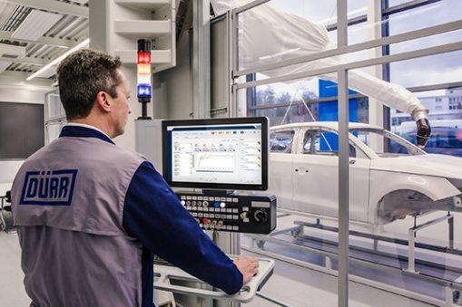 Durr Volkswagen Industrial Cloud