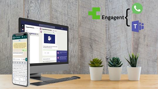 PAT Engagent virtual assistant