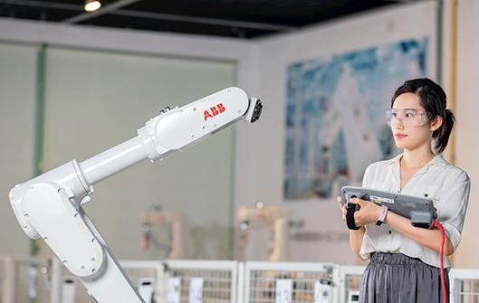 ABB robot IRB 1300