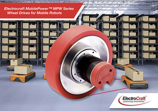 Electrocraft ruote MPW