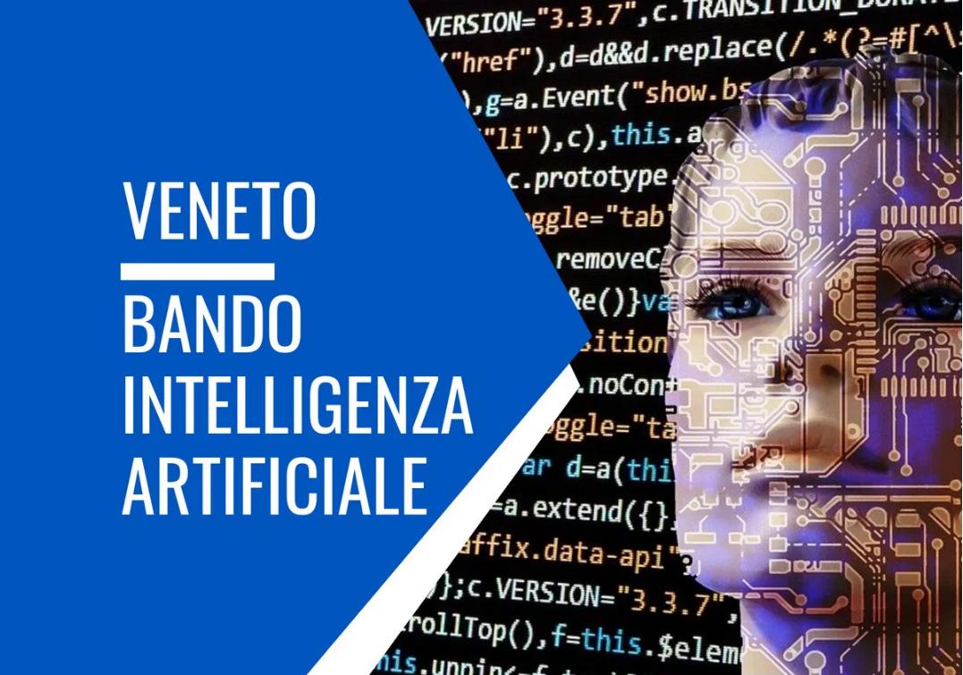 Regione Veneto bando AI