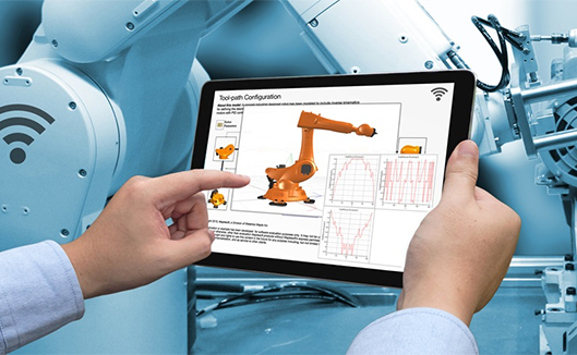 Telmotor partnership Team3D virtual commissioning
