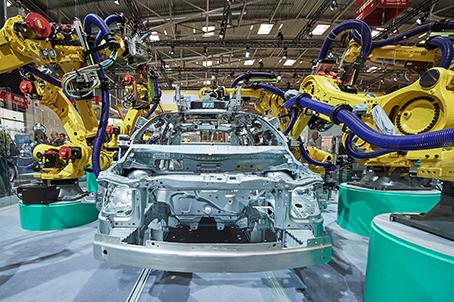 Fanuc-robot-Volkswagen