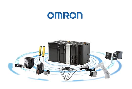 Omron controllore robotico integrato
