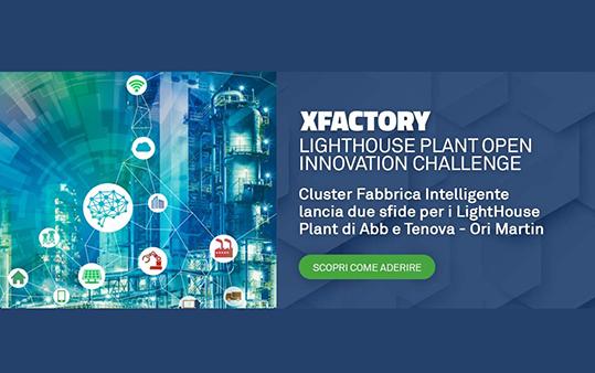 XFactory Fabbrica Intelligente startup