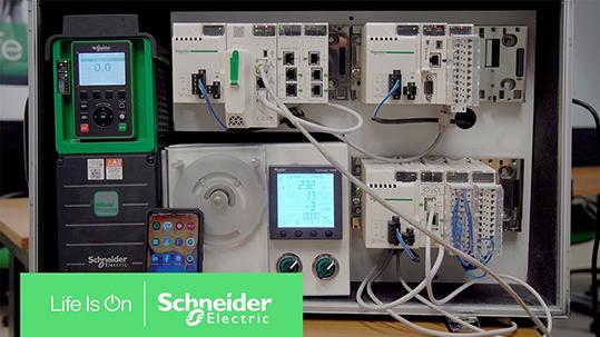 Schneider Electric Virtual assistant