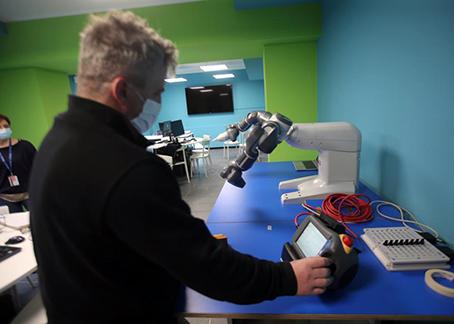 Assolombarda Robo Lab