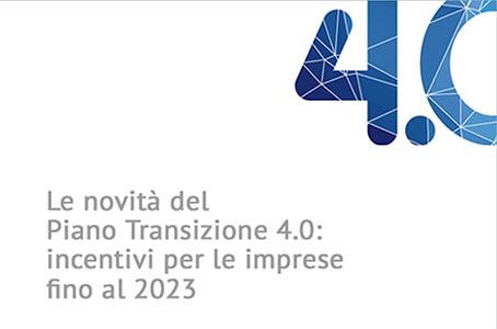 incentivi transizione 4.0
