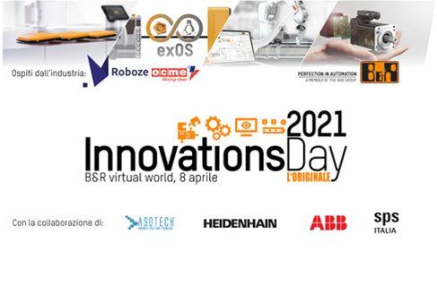 BandR Innovations Day 2021