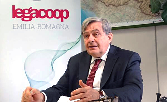 Legacoop BI REX Giovanni Monti