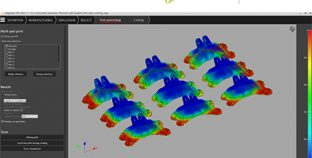 eXstream hexagon produzione additiva