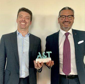 Bonfiglioli Innovation Award A&T gemelli digitali IoTwins