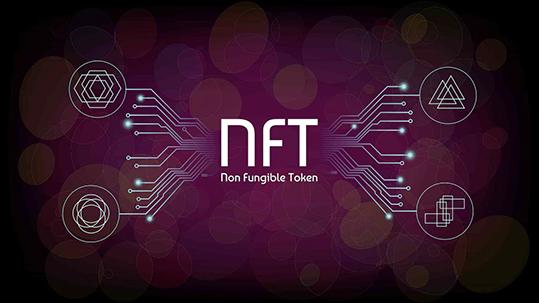 non fungible token NFT blockchain