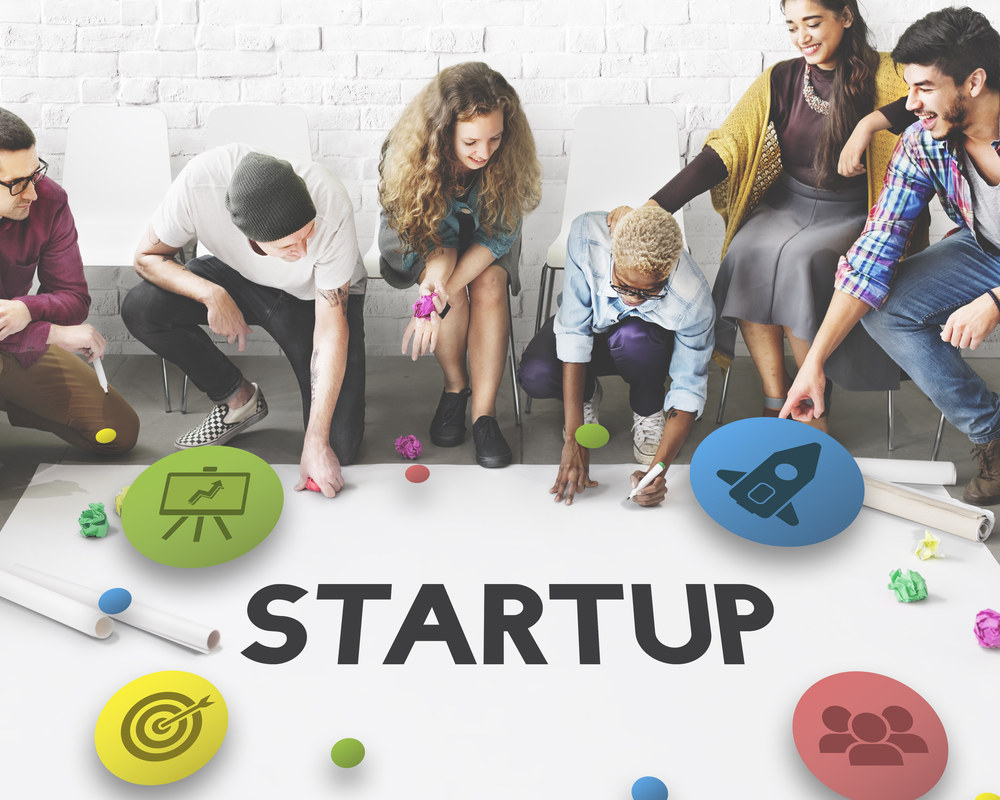 Startup,Business,Development,Enterprise,Vision,Concept