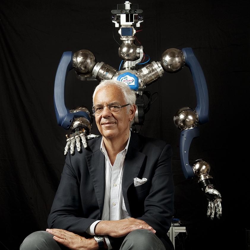 Bruno Siciliano Create DIH robotica