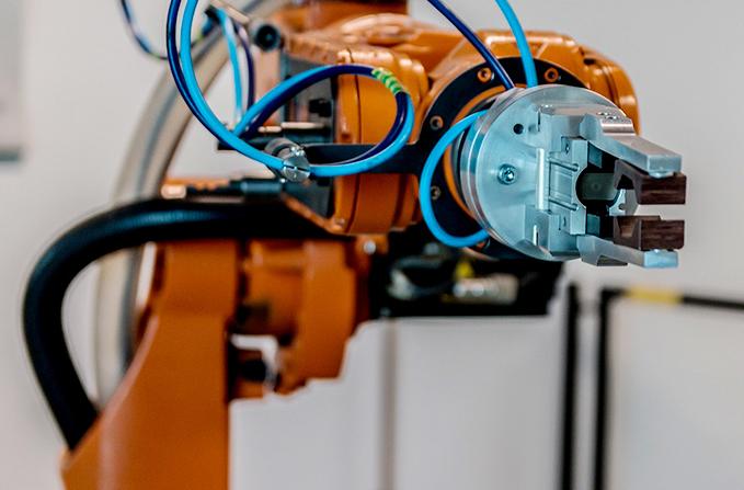 DIH2 robotica agile manufacturing