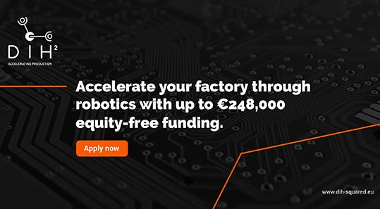 DIH2_agile manufacturing robotica call