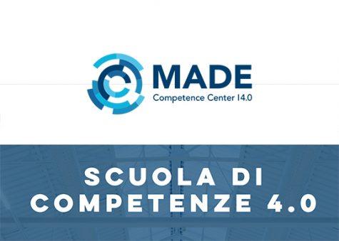 MADE competence center formazione competenze 4.0