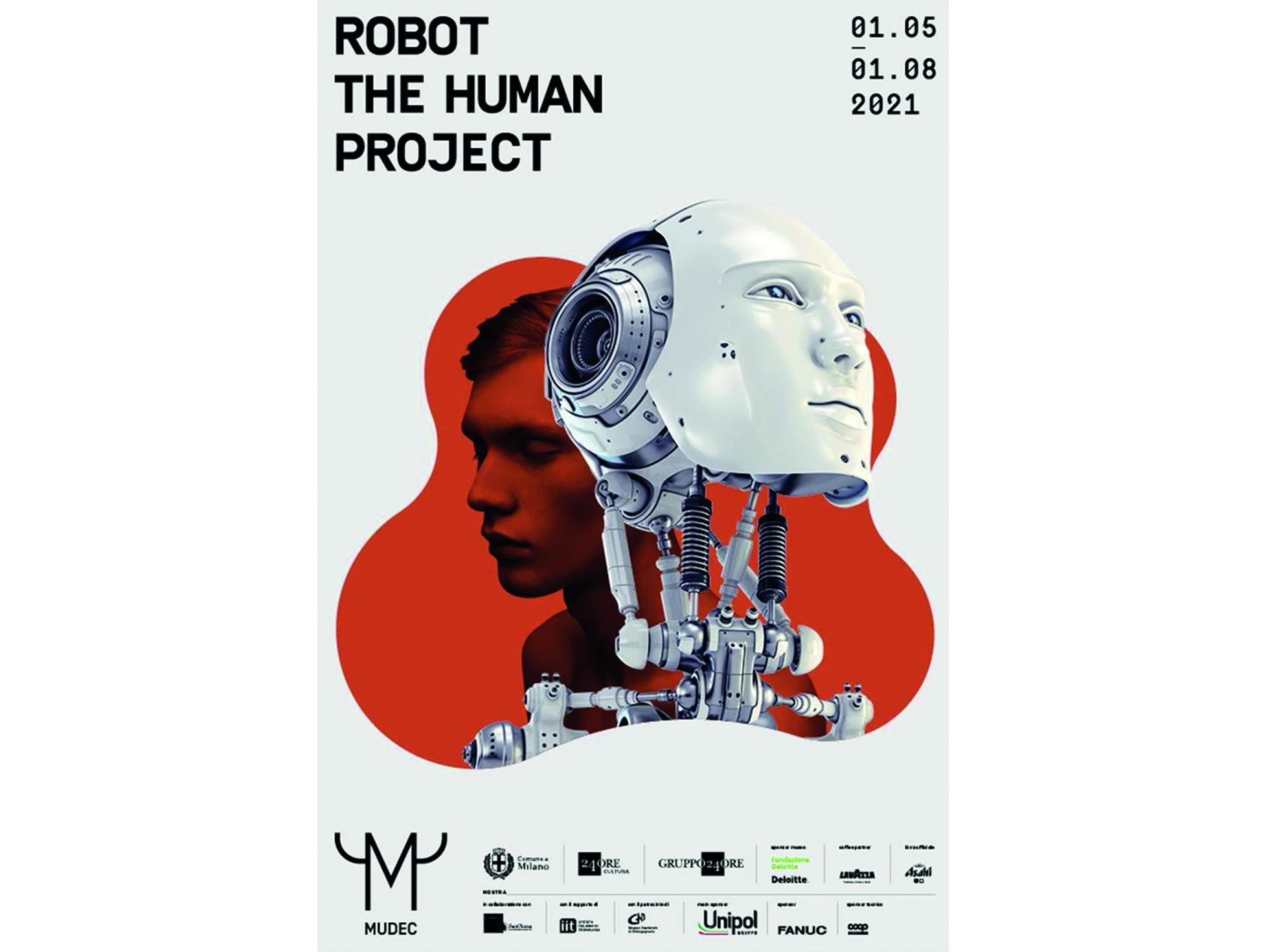 Mostra robot Mudec Milano Fanuc