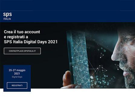 SPS Italia Digital Days fabbrica intelligente