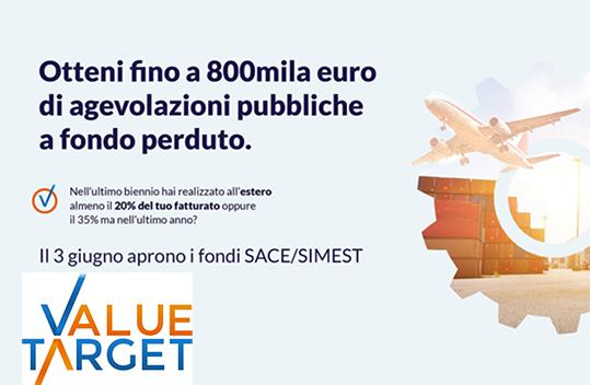 Value-Target-Fondo-export-Sace-Simest