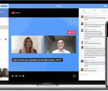 Cisco Socio Labs piattaforma eventi ibridi