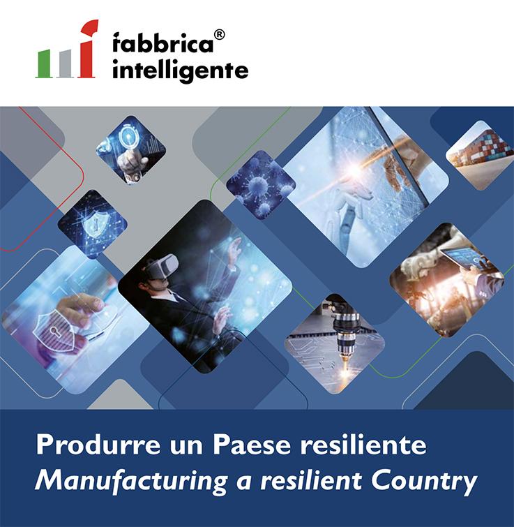 Cluster fabbrica intelligente resilienza imprese