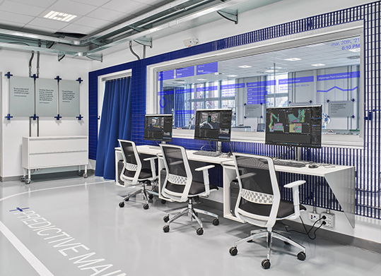 Competence center CIM4.0 TIM fibra Ftth Xgs-Pon