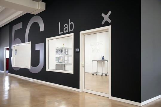 Exor International laboratorio 5G Tim