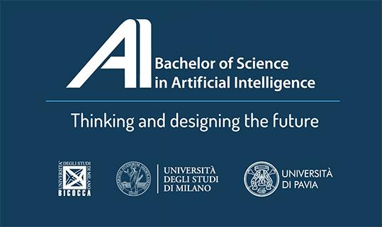corso triennale intelligenza artificiale Milano Pavia