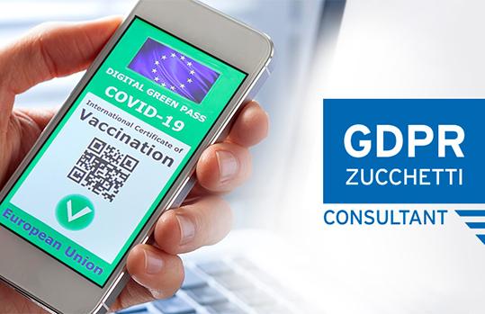 Zucchetti Green Pass GDPR informativa privacy