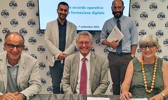 formazione digitale accordo Made CNA Ecipa Lombardia