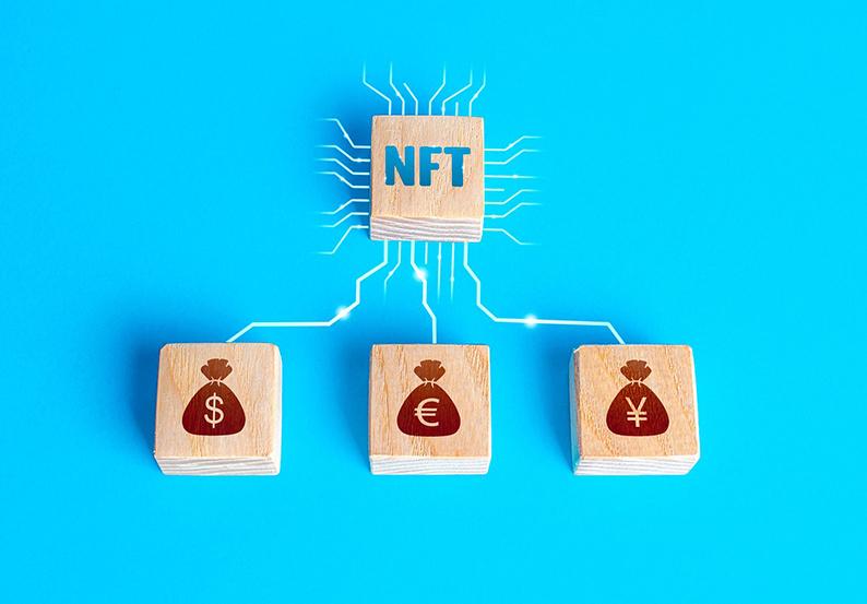Metaverso NFT asset digitali blockchain